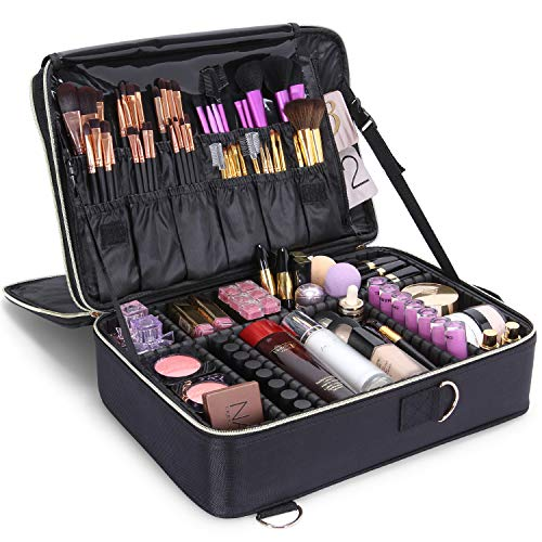 Lifewit Profesional Neceser Mujer Maquillaje Grande