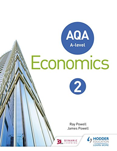 Used, AQA A-level Economics Book 2 (Aqa a Level Economics) for sale  Delivered anywhere in UK