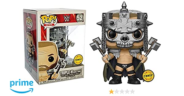 Vinyl Figure WWE Shawn Michaels Wrestle Mania12 Pop