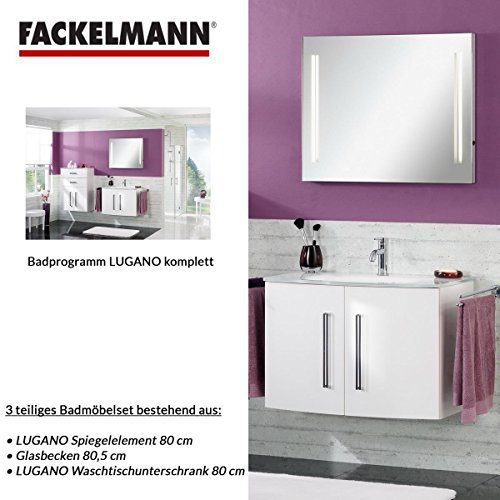 Fackelmann Badmobel Lugano Rantopad