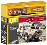 Heller - 49998 - Maquette - Vab - Echelle 1:72