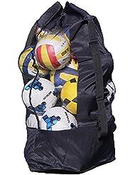 Ballsack Fußball Tasche Beutel Netz Teamsport 5 Bälle Derbystar Ballschlauch