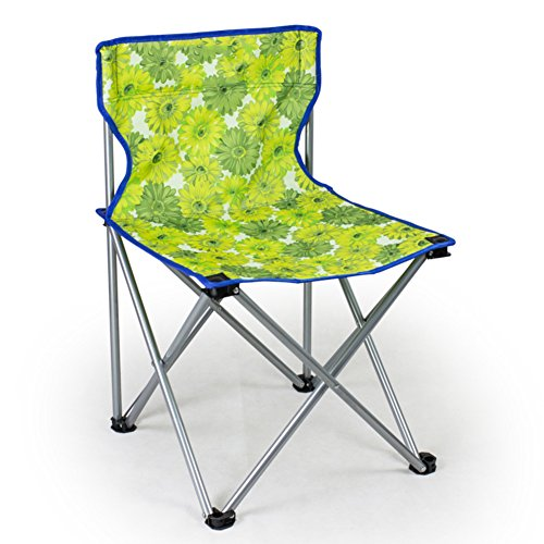 HM&DX Extérieure De Chaises Pliantes Portable Ultralight Chaises De Camping Chaise De Plage Pliante Compact Tabouret Avec Badminton Sac Jardin Camping Pêche Randonnée Picnic