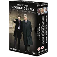 Inspector George Gently - Series One, Two & Three Boxed Set