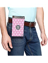 Nutcase Personalized Travel Waist Mobile Pouch Bag For Men, Fanny Pack With Belt Loop & Neck Strap-High Quality... - B075XHHD56