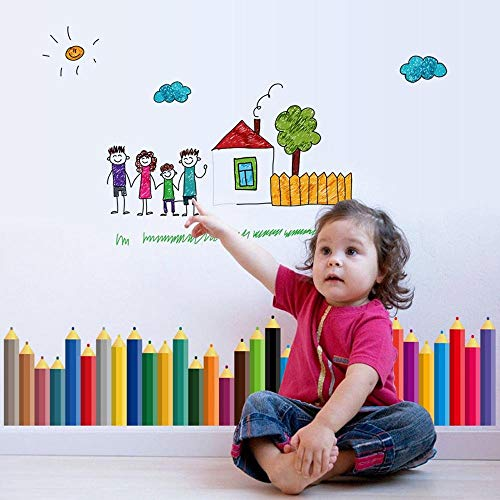 lila Baum Muster Wandaufkleber Hintergrund Wandtattoos Fenster haftenden Aufkleber TV Wand Dekor dekorativ für Schlafzimmer Wohnzimmer Display Fenster Dekor (1 Satz von ()