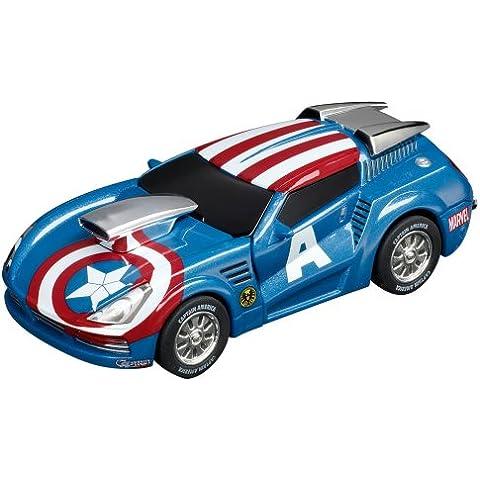 Carrera 20061255 GO!!! - Automobilina di Captain America, dalla serie