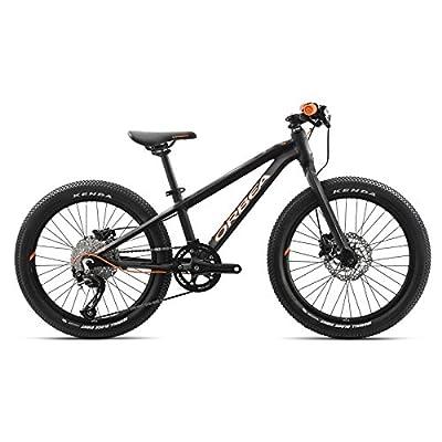 Orbea MX 20 Zoll Team Disc Kinder MTB Fahrrad 9 Gang Rad Aluminium Mountain Bike, I01320KA