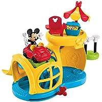 La Casa De Mickey Mouse - Playset garaje (Mattel BJP19)