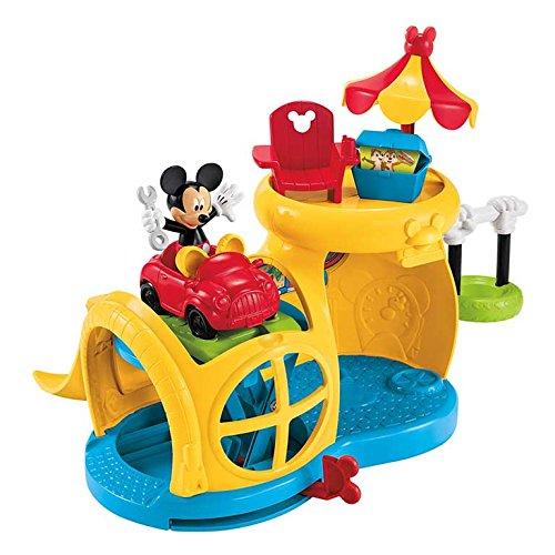 Mickey Mouse - Garage Fix 'n Fun
