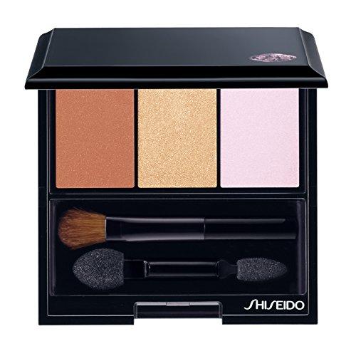 Shiseido Smk L.Sat.Eyecolor Trio Br214 - Lidschatten, 1er Pack (1 x 1 Stück)