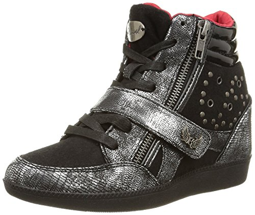 Kaporal - Space, Sneakers da donna Nero (noir)
