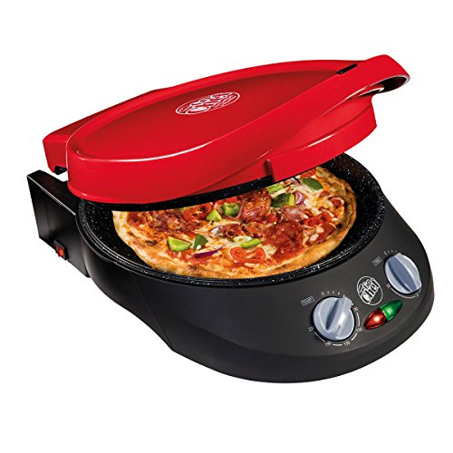 JML Go Chef 3 Piece Countertop Combi-Grill, Pizza Maker & Oven for Home Pizzas and More w/ Bonus Recipe Guide