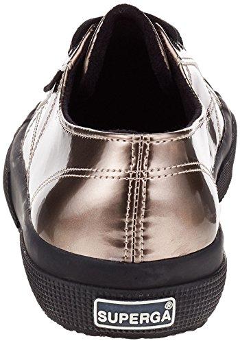 Superga Damen 2750 Varnishmirrorw Sneaker Gold (Rose Gold)