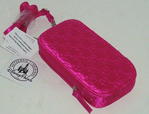 Disney Parks Minnie Maus Smartphone Fall Hot Pink Schultergurt