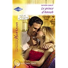 Le prince d'Amrah (Harlequin Horizon) (French Edition)