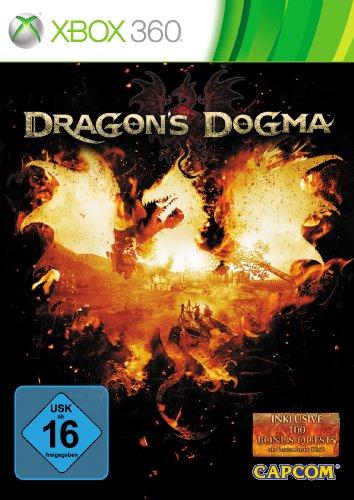 Dragon's Dogma für Xbox 360 - Xbox Dogma 360-dragon