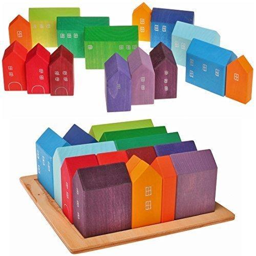 Grimm's Kleine Häuser- Bauspiel