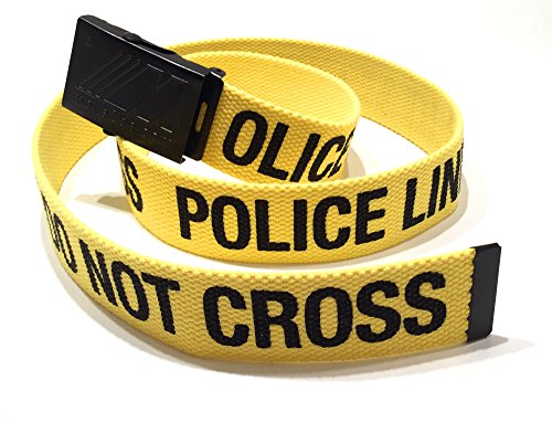 Belt 'POLICE LINE DO NOT CROSS'