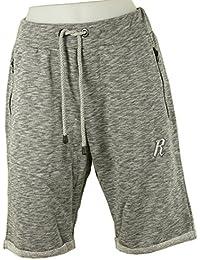 4af27d20be3a REDRUM Sweat-Shorts Kurze Hosen Herren Damen Bermuda Jogging-Hose Sommer  knieglang Rimini