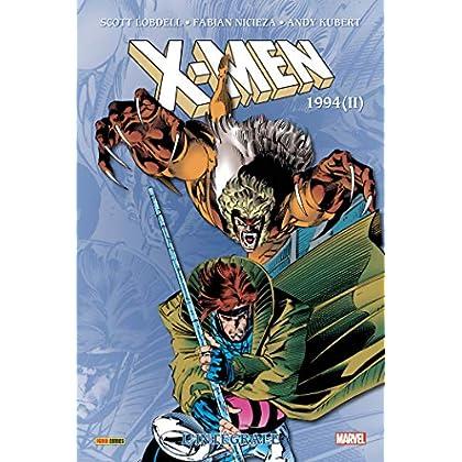 X-Men : L'intégrale T38 (1994)