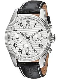 S.Coifman SC0397 - Reloj de pulsera hombre, color Negro