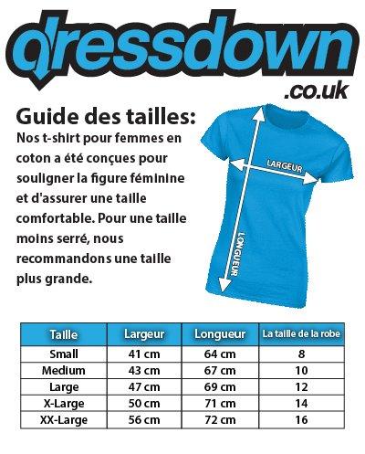 Apelle Moi Madame Cruise - Femme T-Shirt - 14 couleur Gris