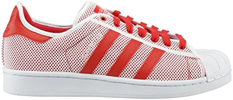 adidas Originals Superstar Adicolor Schuhe Sneaker Turnschuhe Weiß S76502