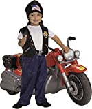 Rubies - Disfraz de motorista, para niños, talla T (885629-T)