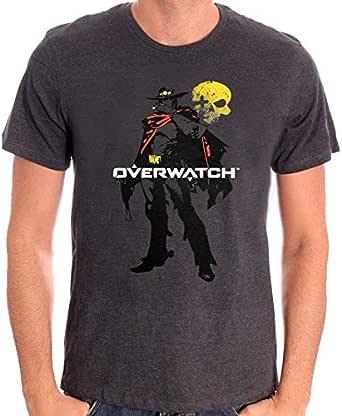 JINX Tshirt Overwatch - McCree BAMF
