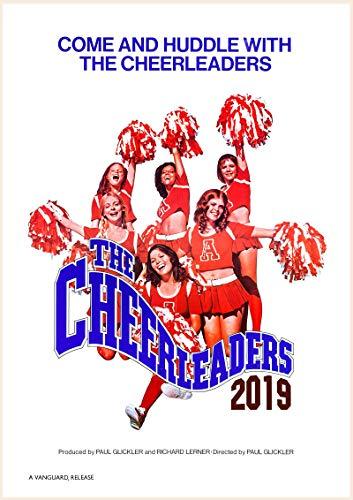 2019 Kalender [12 Pages 20x30cm] Cheerleaders Vintage Musical Filmplakats Posters