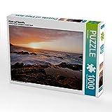 Küste auf Teneriffa 1000 Teile Puzzle quer (CALVENDO Orte)