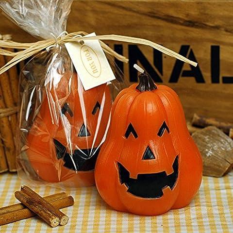 Forniture di partito,il Creative candela,Candele di Zucca di Halloween,arte candela D