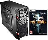 Fierce Medusa GT Advance Fast Powerful Intel Core i7 4790 4GHz Quad Core Gaming Gamer Desktop PC Computer (Nvidia GTX 960 Graphics Card, 16GB RAM, 1TB Hard Drive