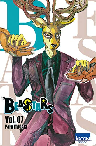 Beastars Edition simple Tome 7