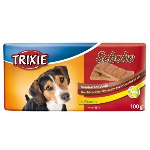 Trixie Schoko Chocolate para Perro 100G