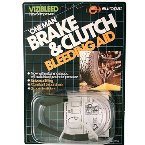 Vizableed NV16 Vizableed Brake and Clutch Bleed Kit