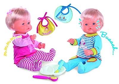 Famosa- Gemelos interactivos Nenuco de Famosa
