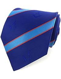 Masonic Regalia Freemason Tie with Square and compass BlueNew Design
