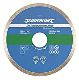 Silverline 868730 Tile Cutting Diamond Disc 115 x 22.2 mm
