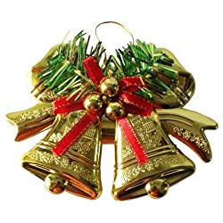 Funcart Christmas Bell for tree decoration hanging