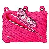"Zipit 22,86 (9 15,24 cm x 3 cm (6"") Talking Monstar-Astuccio, colore: rosa (ZTM3R-SKY Zipit-AR)"