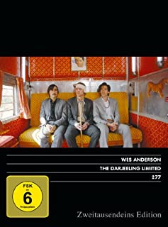 The Darjeeling Limited. Zweitausendeins Edition Film 277