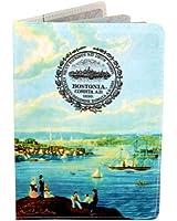 Bostonia Passport Holder