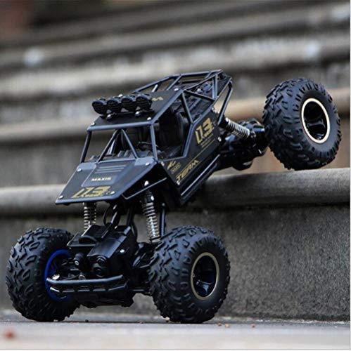 Ferngesteuertes Auto,RC Auto 1:16 2.4Ghz Racing Truck Geländewagen High Speed Monster Truck RC Buggy Race Rennauto Mit Wiederaufladbare Akku, Geschenk- 28*16*15CM/11*6.3*5.9 Inches,1:16