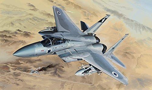 great-wall-hobby-148-f-15b-d-israeli-air-force-usair-force-2-in-1-gwh4815