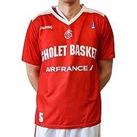 Spalding Cholet Maillot d'échauffement de Basketball Homme