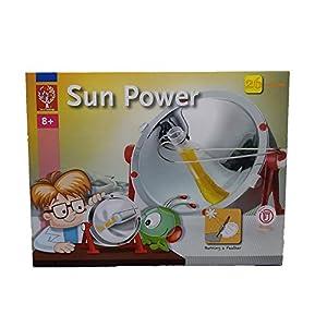 Eduscience 3050 - Kit de alimentación Solar
