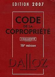 Code de la copropriété commenté 2007