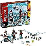Lego Ninjago - Il Castello dell'Imperatore Abbandonato, 70678